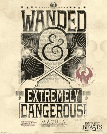Fantastic Beasts - Wanded, Extremely Dangerous