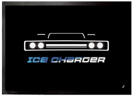 The Fast And The Furious - Ice Charger