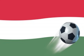 Football - Hungary Country Flag