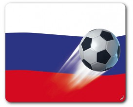 Football - Russia Country Flag
