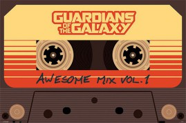 Guardians Of The Galaxy - Awesome Mix Vol 1