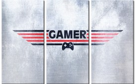 Gaming - Gamer, 3 Parts