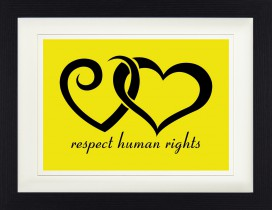 Hearts - Respect Human Rights