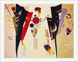 Wassily Kandinsky - Accord Réciproque, 1942