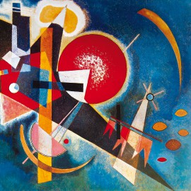 Wassily Kandinsky - In Blue, 1925