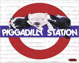 London - Piggadilly Station