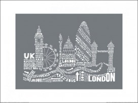 London - Grey, Citography