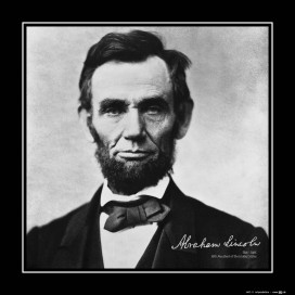 Abraham Lincoln - 16th President Of The United States, 1861 - 1865