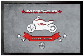 Motocyclettes - Racing Team