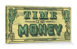 Geld - Time Is Money, Barry Goodman
