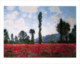 Claude Monet - Campo Di Papaveri