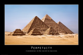 Motivation - Perpetuity, Consistency Is The Secret To Success