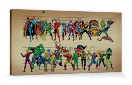 Marvel Comics - Superheroes Assemble