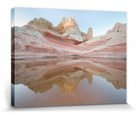 Berge - Sandstone Reflections, Arizona, David Clapp