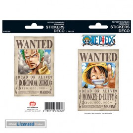 One Piece - Wanted Luffy, Zoro