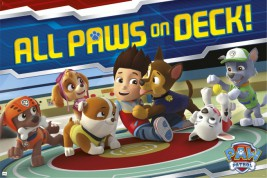Paw Patrol - All Paws On Deck!