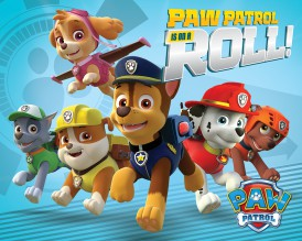 Paw Patrol - On A Roll