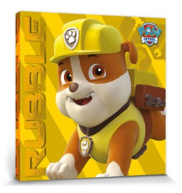 Paw Patrol - Rubble On The Double