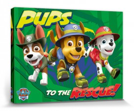Paw Patrol - Pups To The Rescue