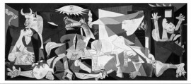 Pablo Picasso - Guernica, 1937 III