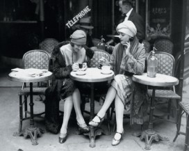 Paris - Women, Let's Drink A Coffee, Branger