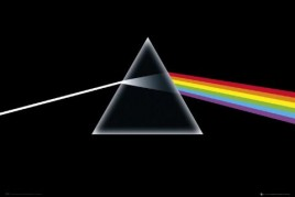 Pink Floyd - Dark Side Of The Moon, Prism