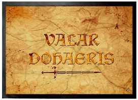 Citations - Valar Dohaeris, GOT