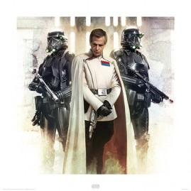Star Wars - Rogue One, Krennic And Death Troopers