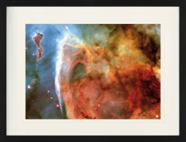 Space And Universe - Keyhole Nebula In The Constellation Of Carina