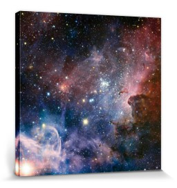 Space And Universe - The Birth Of New Stars In The Carina Nebula