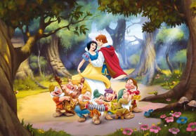 Snow White And The Seven Dwarfs - All´s Well That Ends Well, Snow White And Her Prince