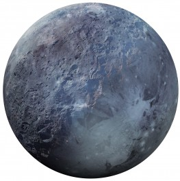 Space And Universe - Dwarf Planet Pluto