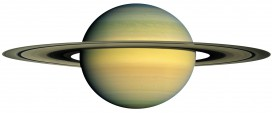 Space And Universe - Planet Saturn