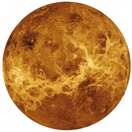 Space And Universe - Planet Venus