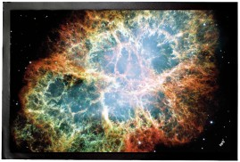 Space And Universe - Crab Nebula, After The Supernova