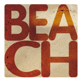 Typography - Beach