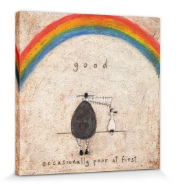 Sam Toft - Good, Occasionally Poor At First