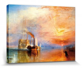 Joseph William Turner - The Fighting Temeraire, 1839
