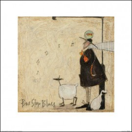 Sam Toft - Mr Mustard, Doris And Sheep, Bus Stop Blues
