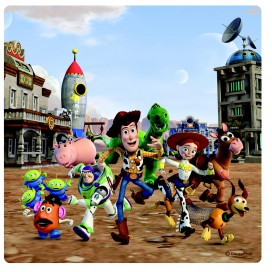 Toy Story - Full Cast