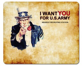 Uncle Sam - I Want You For U.S. Army