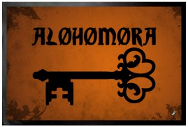 Magic Spells - Alohomora, Unlocking Spell