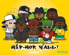 Weenicons - Hiphop